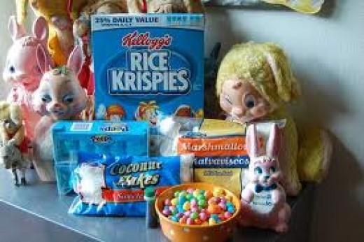 rice krispies treats ingredients