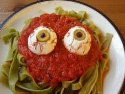 Top Halloween Recipes 2012