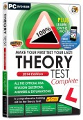 Theory and Hazard Perception Test (UK)