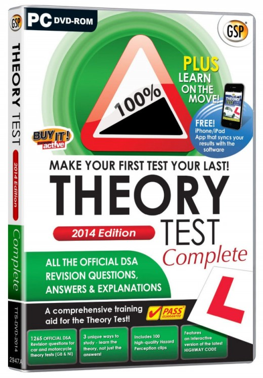 Theory Test Complete (PC)