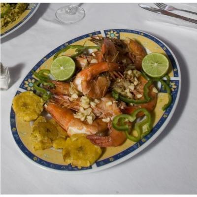 Delicious sea food!
