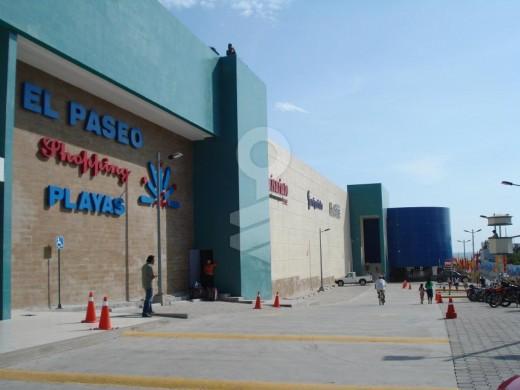 El paseo shopping mall- PLAYAS