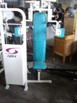 Another gym quality piece of used exercise equipment. We have about 100 different pieces that we'll sell piece by piece or for a really great deal as ONE LOT.