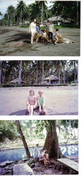 nature beach at camiguin Island