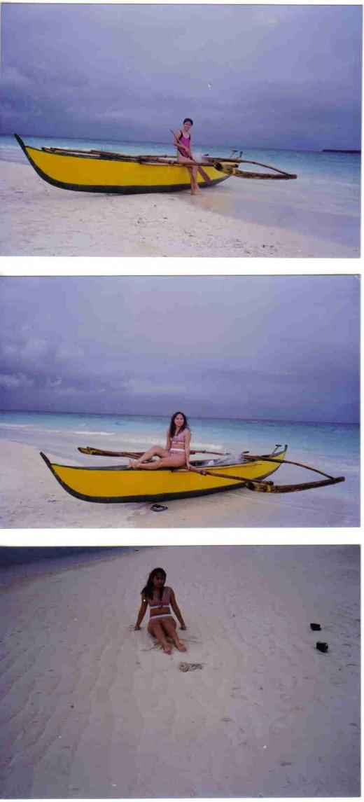 white island - camiguin, phil.