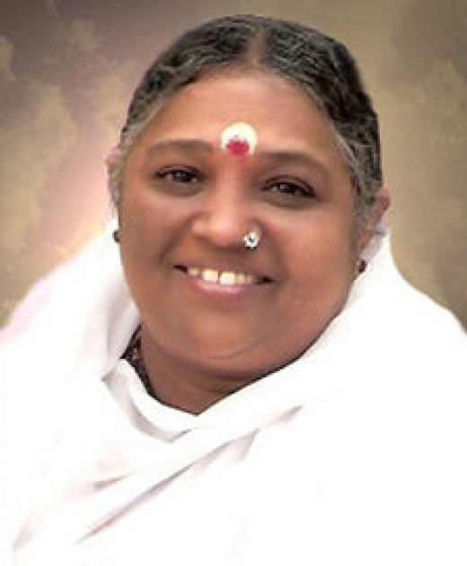 Mata Amritanandamayi Devi (Amma), The Hugging Saint of India