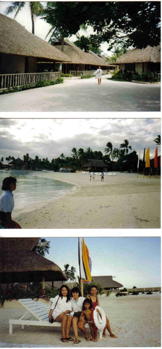 blue water beach resort, cebu, phil.