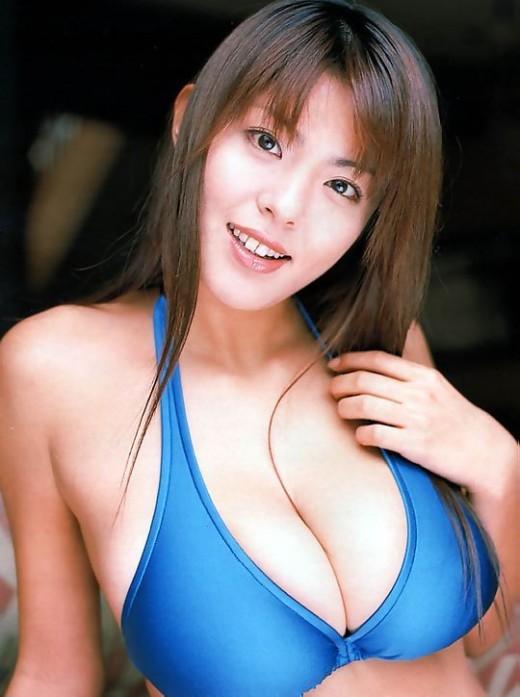 Sexy Asian Women Bikini : Harumi