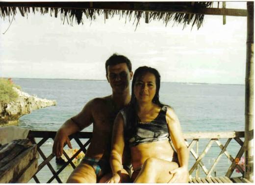 duawon beach mactan, cebu phil.