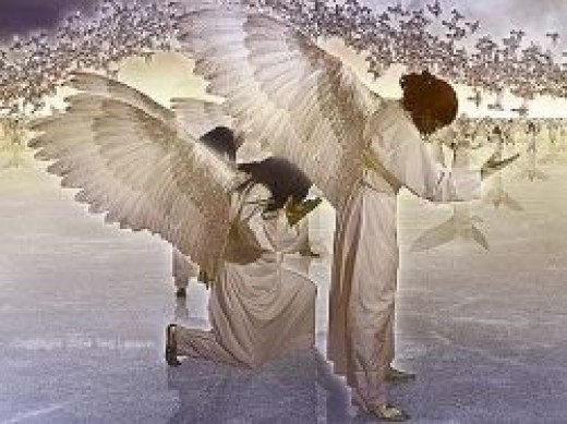 Angels in Praise