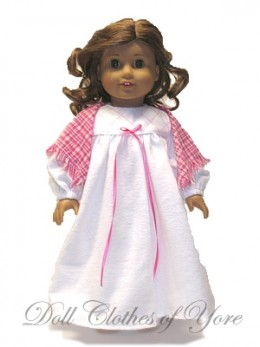 'Laura's Nightgown' Outfit