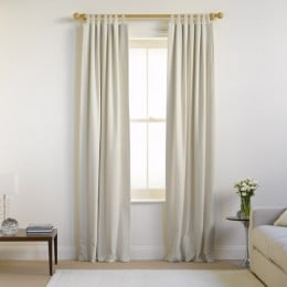Floor Curtains Penrith Cream With Good