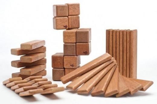 Tegu Blocks - Beautiful Wooden Building Blocks