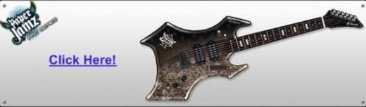 Paper Jamz Pro Guitars
