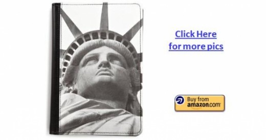 Statue of Liberty Designer Kindle Fire Cover