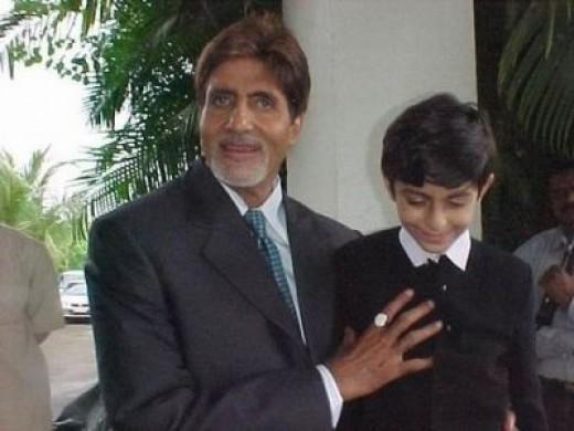 Bollywood's Living Legend, Superstar Amitabh Bachchan.Birthday 11th Oct .Birthstone :Opal