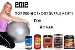 Top Rated Pre-Workout Supplements for Women