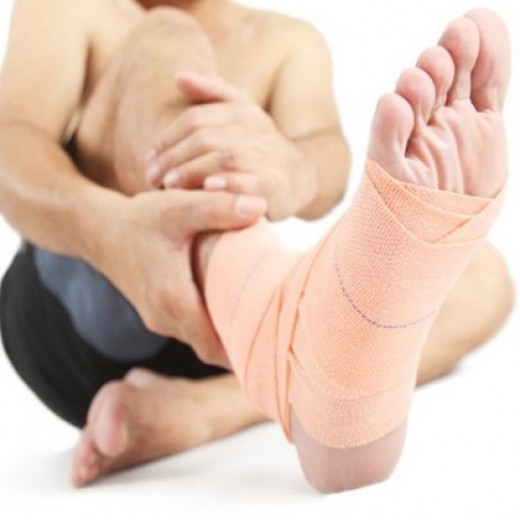 What types of sporting injury does chiropractic treat?