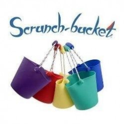 Scrunch Buckets - the Collapsible Bucket to Go!