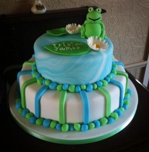 Froggy Cake