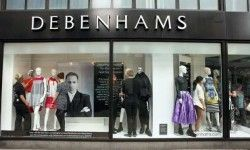 Debenhams Sales