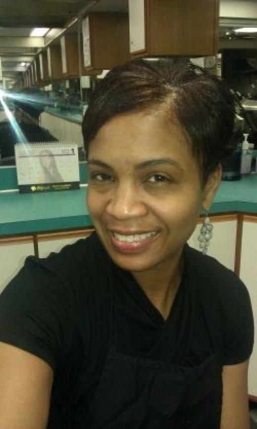 Nina of Nina's Hair Care Salon Service  Flint MI 8104492943