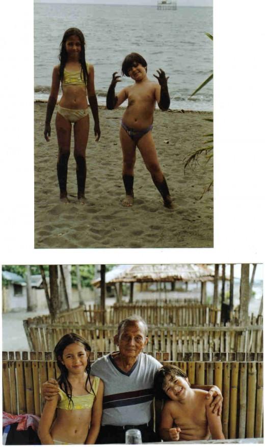 tinago beach, buenavista, phil.