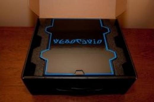 Alienware M11X box