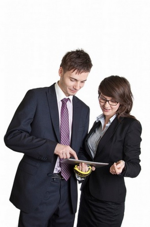 A Financial Adviser is skilled in discovering growing funds.