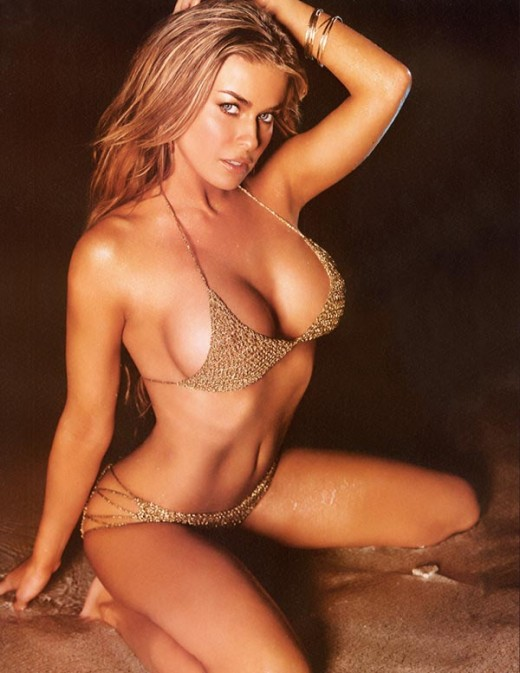 Carmen Electra. Tara Leigh Patrick ,born April 20, 1972 , professionally