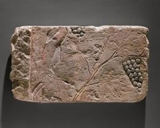 Source: Grapevine, ca. 1353â1336 B.C The Metropolitan Museum of Art, New York