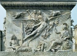 Source: Apotheosis of Antoninus Pius And Faustina  Pedestal of Column of Antoninus Pius, 161 CE Rome, Italy