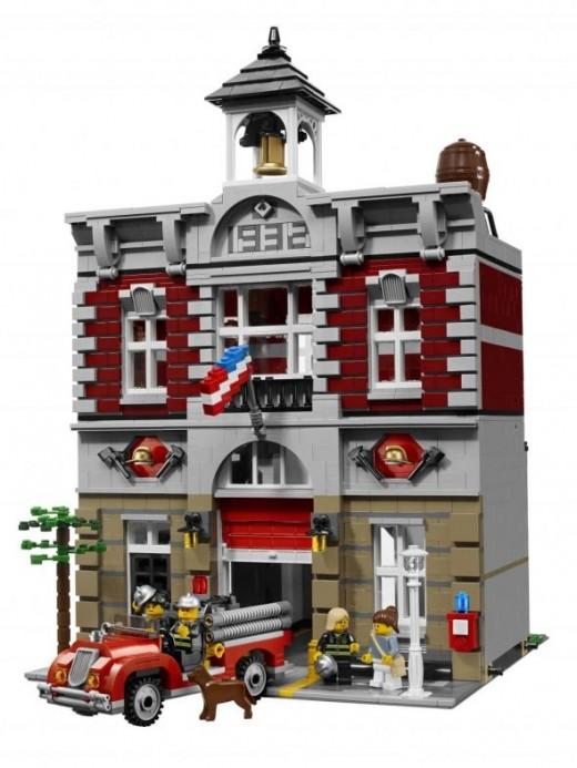 LEGO 10197 Fire Brigade