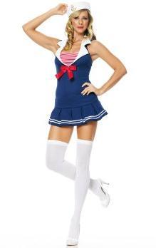 Sailor Cadet Sexy Adult Costume