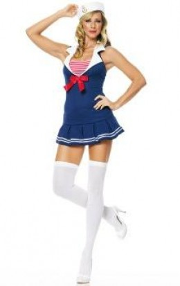 Sailor Cadet Sexy Adult Costume