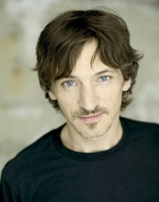 John Hawkes in 2009 by Ralf Strathmann