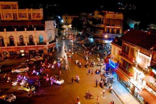 Vietnam travel Hanoi