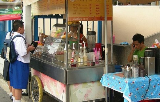 Bangkok Foodstall