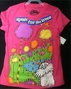 Speak For The Trees T Lorax Shirt