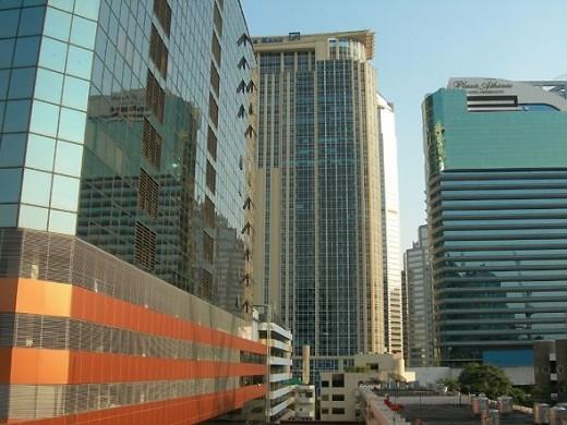 Modern Building, Bangkok