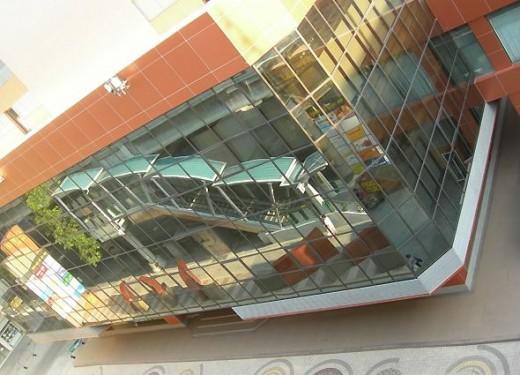 Reflective Building, Bangkok