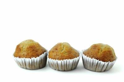 Muffin recipe courtesy of Allrecipes.com