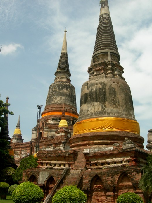 Wat Chai Yai Mongkol, Ayutthaya