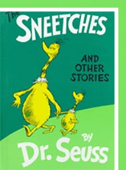Buy The Sneetches on Amazon.com; new from $3.56