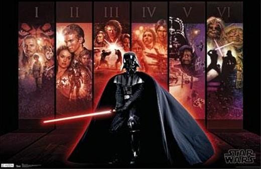 Darth Vader Poster on Amazon.com