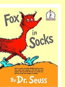 Buy Fox in Socks on Amazon.com; new from $4.10