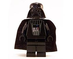 Darth Vader LEGO mini figure