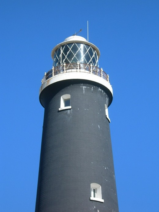 Lighthouse at Dungeness, Kent