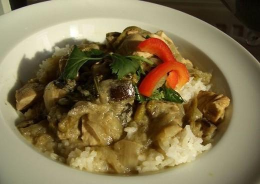 Thai Green Curry by koe2moe