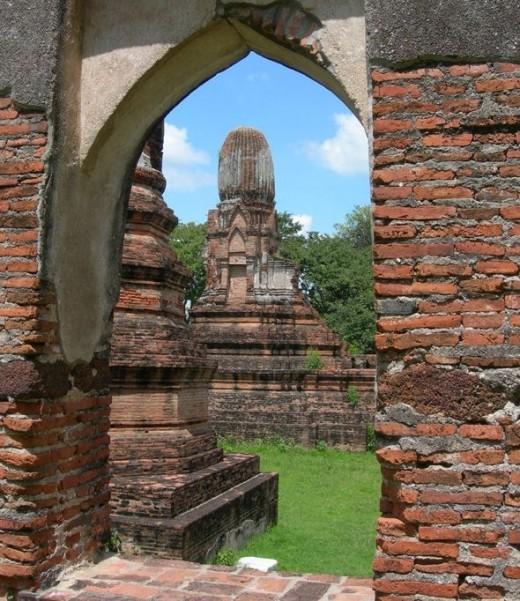 Wat Sri rattana Mahatat